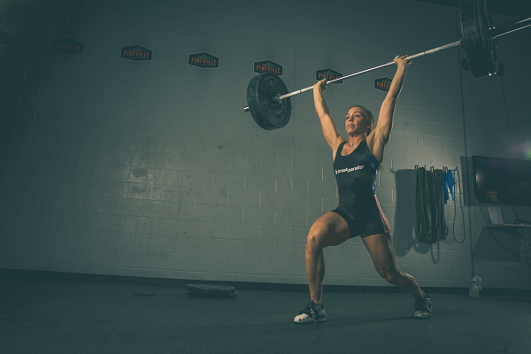 4 Simple Steps to a Stronger Split Jerk