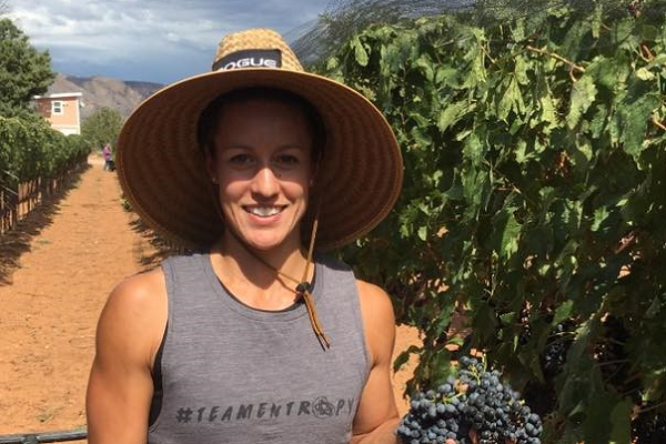 CrossFit Games Athlete Margaux Alvarez on Balancing CrossFit and Winemaking