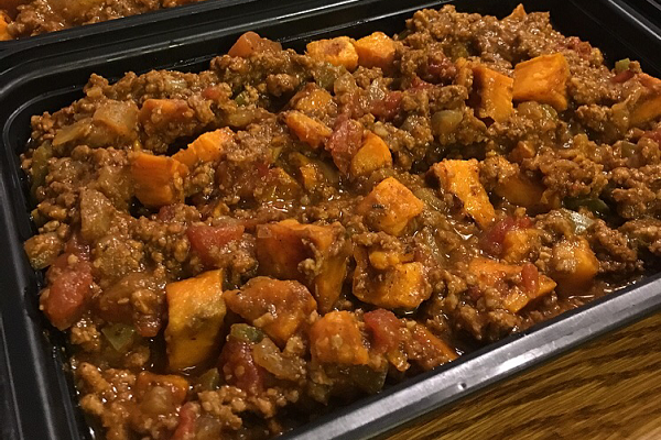 Up Your Meal Planning Game: Slow Cooker Pumpkin Chili