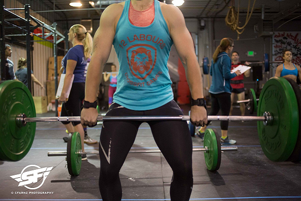 CrossFit Bel Air Hosts Intense SuperFit Games Competition
