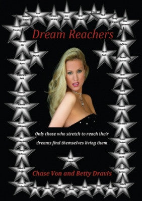 Darcy Donavan Autographed Dream Reachers Book