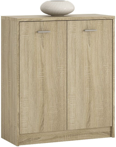 4 You Sonama Oak Cupboard - 2 Door