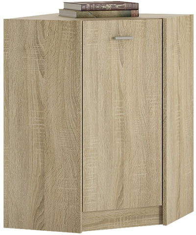 4 You Sonama Oak Cupboard - Corner