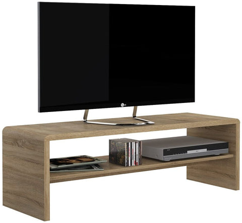 4 You Sonama Oak TV Unit - Wide