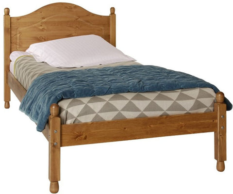 Copenhagen Pine Bed - 3ft Single