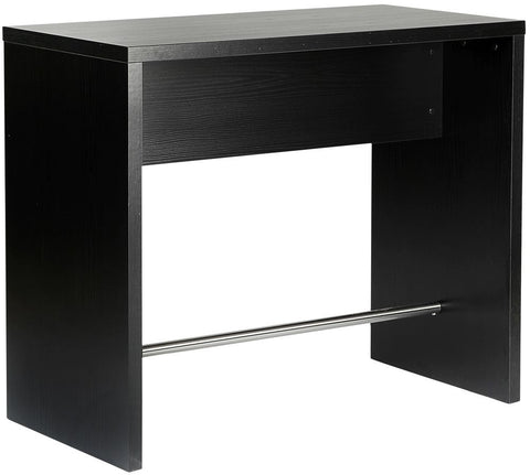 Designa Black Ash Bar Table