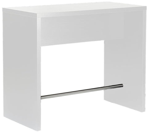 Designa White Bar Table