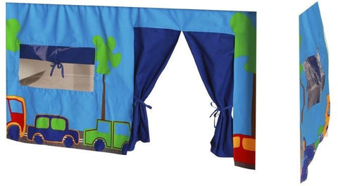 Kids World Blue Print Tent