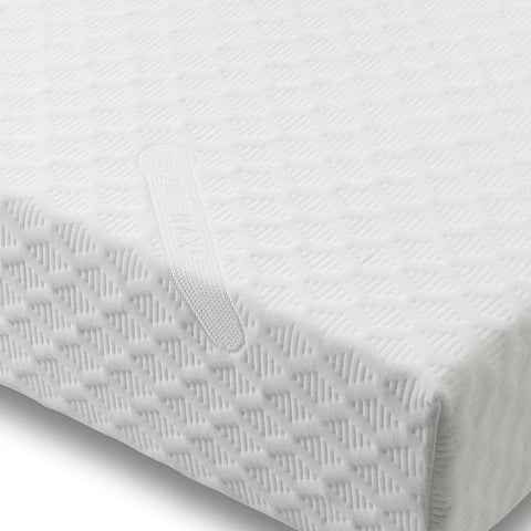 Kids World Memory Foam Mattress Including Zipped Washable Cover