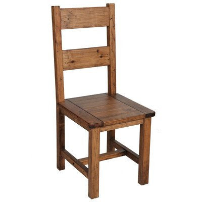 Core Products Denver Dining Chair With Wooden Seat