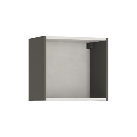 Alien Hanging cupboard in Graphite/Light grey