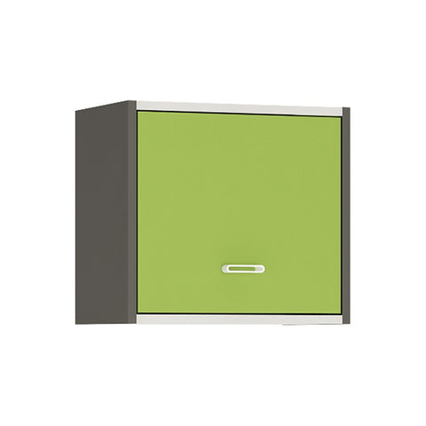 Alien Green Door for hanging wall cupboard