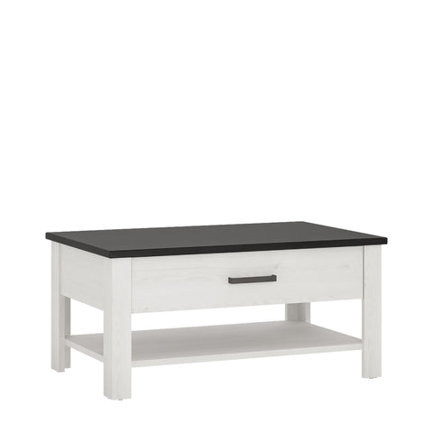 Provence Coffee table with drawer
