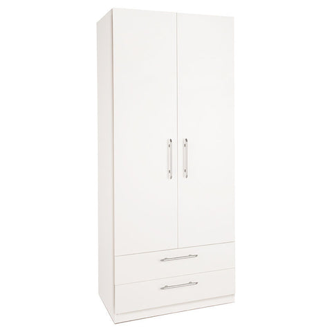 Acton 2 Door 2 Drawer Wardrobe