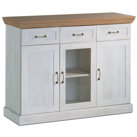 Devonshire 3 Door 3 Drawer Sideboard