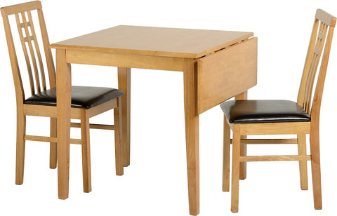 Seconique Vienna Drop Leaf Dining Set