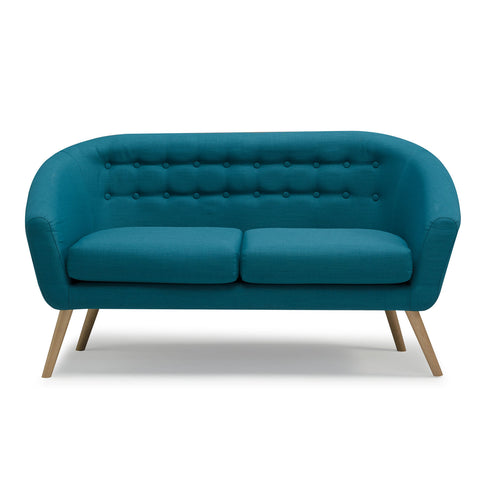 Molly Sofa in Teal