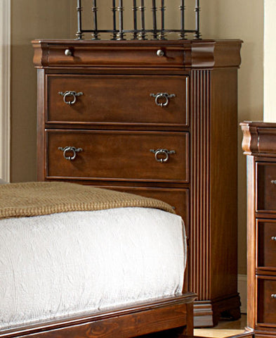 Karla Traditional 5-Drawer Chest
