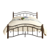 Averny Platform Full Size Bed