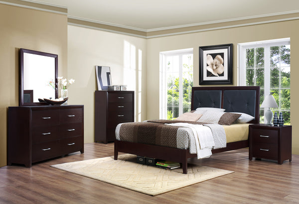 Edina 5pc Bedroom Set