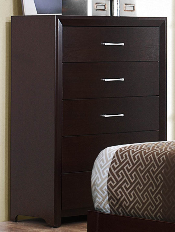 Edina 5-Drawer Chest