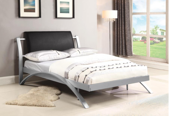 LeClair Platform Full Size Bed