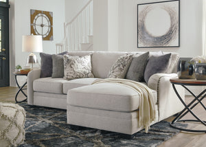 Dellara Loveseat Sectional