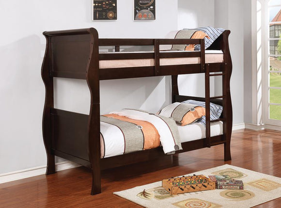 Benson Twin/Twin Bunk Bed