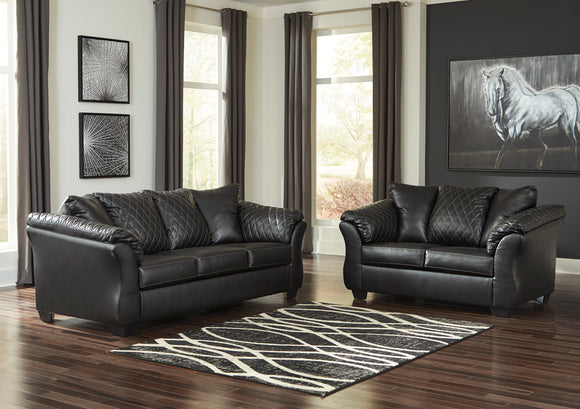 Betrillo 2pc Living Room Set
