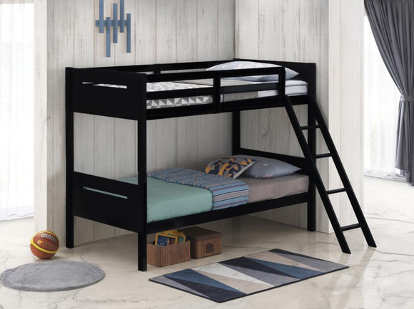 Littleton Twin/Twin Bunk Bed [Available in 5! Colors]