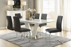 Joan 7pc Dining Room Set
