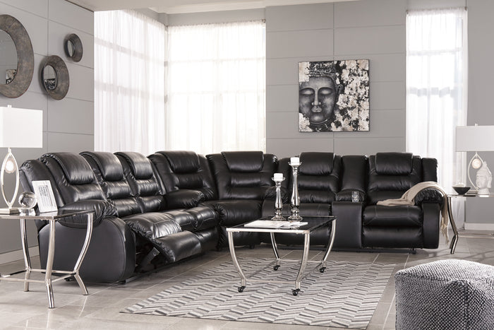 AL Vacherie Sectional