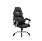 Leatherette Upholstered Office Chair