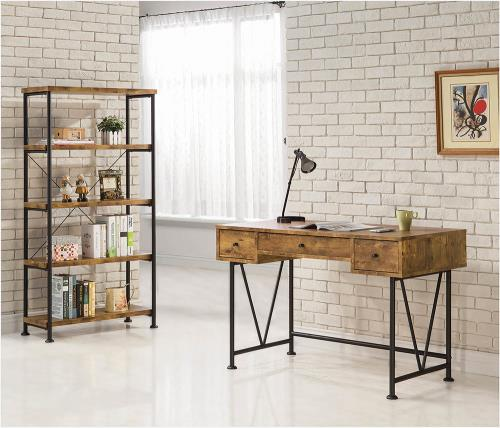 Analiese Wooden Writing Desk