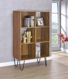 Sheeran 6-shelf Bookcase