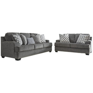Locklin 2pc Living Room Set