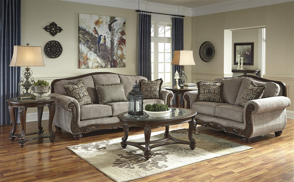 Cecilyn 2pc Living Room Set