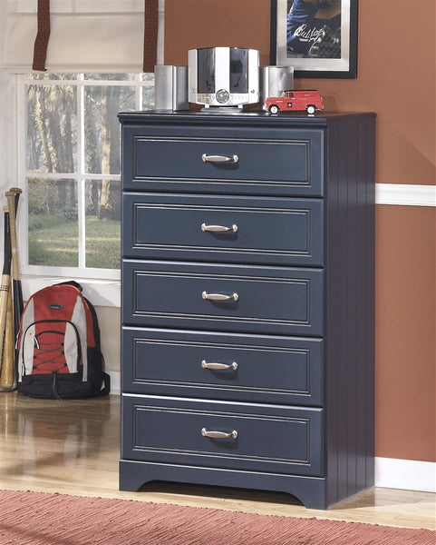 Leo Youth Five Drawer Chest