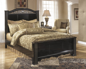 Constellations Queen Bed