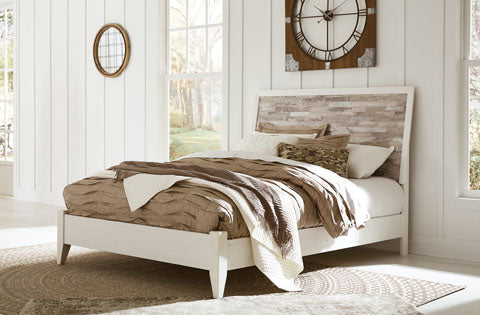 Evanni Queen 5pc Bedroom Set