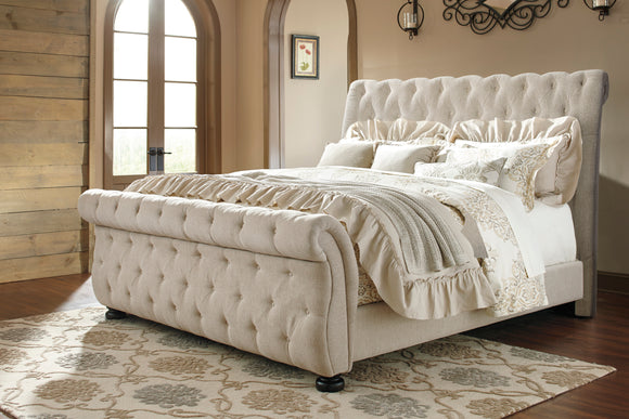 Willenburg Upholstered Bed