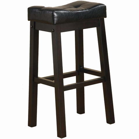 Sophie Bar Stool with Plush Upholstered Seat