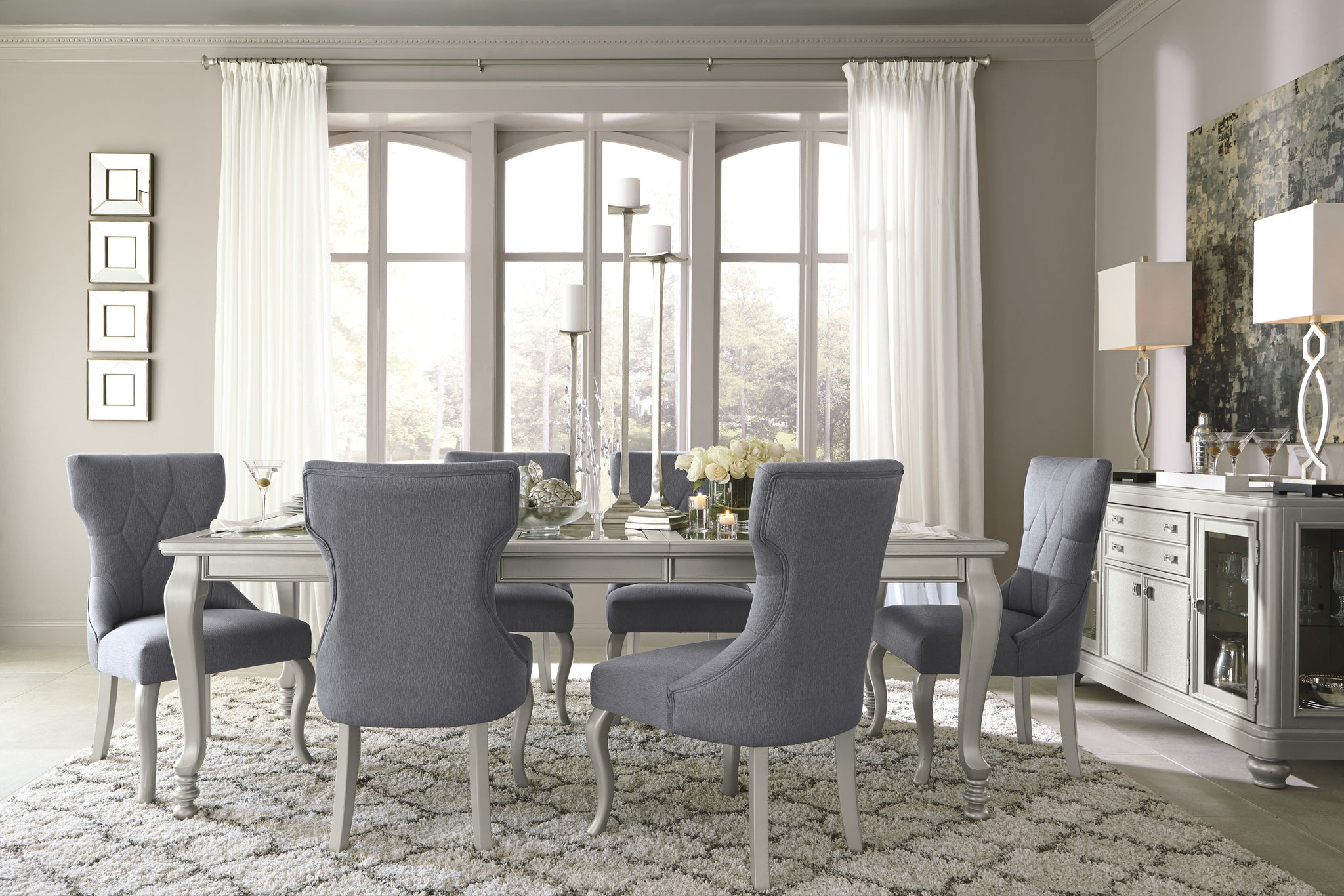Coralayne 7pc Dining Set Today S Home Furniture
