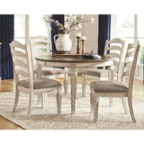 Realyn 5pc Dining Room Set