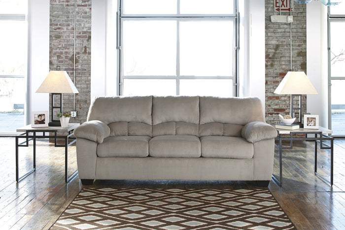 Ashley Dailey Plush Sofa