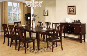 Edgewood I 7pc Dining Set