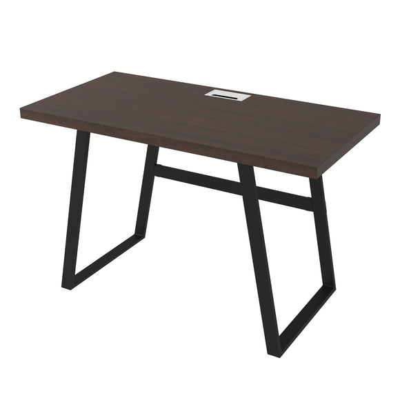 Camiburg Warm Brown Desk