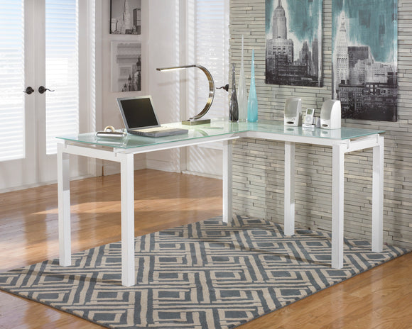 Baraga L-Shape Desk