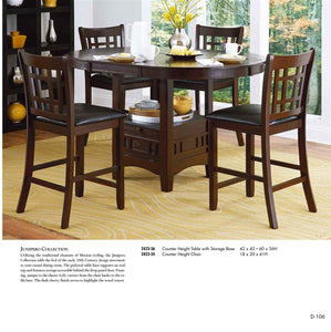 Junipero 5pc Dining Set