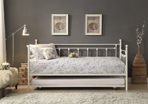 Youth Daybed with Roll-out Trundle